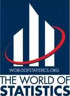 world of statistics logo